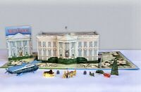 Pop Up Book: White House by Chuck Fischer, Rare, President, America, USA NEW!