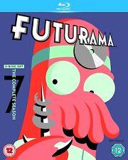 Futurama - Season 7 [2014] (Blu-ray)