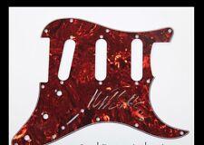 GFA Alice in Chains * WILLIAM DuVALL * Signed Electric Pickguard W1 COA