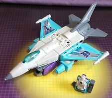 Vintage Transformers G1 Decepticon Powermaster Dreadwind con Hi-Test
