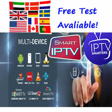 Ip Tv 14 Months Subscription Smart Tv Stb Mag Android Box Smarters Pro Adult M3U
