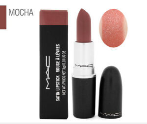 MAC Satin Lipstick 3g - Mocha