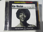 """KIM WESTON """"GREATEST HITS & RARE CLASIC"""" SPANISH CD FROM """"THE MOTOWN COLLECTION"""""""