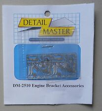 ENGINE BRACKET ACCESSORIES 1:24 1:25 DETAIL MASTER CAR MODEL ACCESSORY 2510