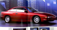 1995 BMW 8 Series Coupes Owners Sales Brochure 840 ci 850 ci 850csi E31 original