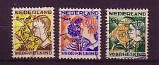 Niederlande Mi-nr. 253 - 255 A gestempelt