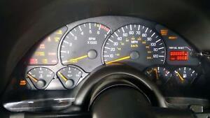 99-02 Pontiac Firebird OEM Speedometer Cluster Assembly Tested OEM 60k