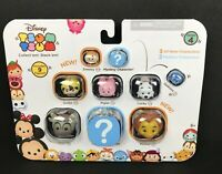 Disney TSUM TSUM Series 4 Pack 9 Figures Including 2 Mystery 3 New Characters!