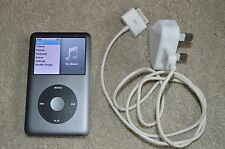 Apple iPod Classic Black 160 GB Great Condition - iPod Only