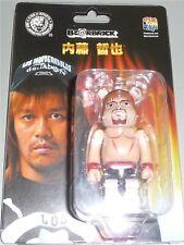 "Tetsuya Naito 2.75"" NJPW Be@rbrick Bearbrick Toy Medicom NEW Japan Pro-Wrestling"