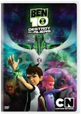 Ben 10 Destroy All Aliens - DVD Region 1