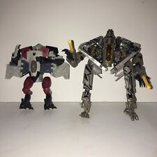 Set Of 2 Transformers Starscream Action Figures Hasbro Toys Collectible Items