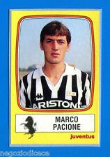 CALCIATORI PANINI 1985-86 - Figurina-Sticker n. 130 - PACIONE - JUVENTUS -Rec