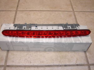 Mercedes-Benz SL Genuine Third Stop Light,Trunk Rear Lamp SL550 SL500 03-up NEW