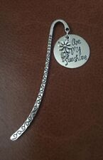 'You Are My Sunshine' Metal Bookmaker / Bookmark