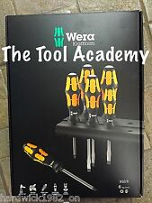 Wera Tools SALE 018282 Impact Strike Hammer Top Screwdriver Set