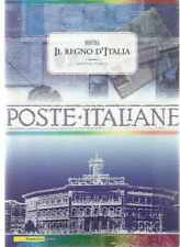 """Folder filatelico 106 - """" Mostra del Regno d'Italia """" Poste Italiane 2006"""