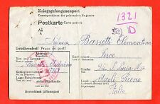 MILITARY - World War 2/ WW2 -Italian prisoner -STALAG XVII A - GERMANY (336-d53)