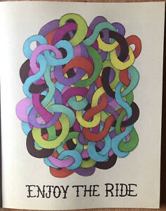 """Bright Eyes-We Are Nowhere,Eve Duhamel. Indie Rock Art Mini Poster 14X10 3/4""""B10"""