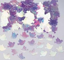 Confettis de table colombes irisées Sachet de 14 gr pacs Mariage fetes [3708715]