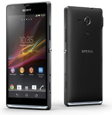 "Sony Ericsson Xperia SP C5303 8GB 4.6"" 8MP Smartphone Unlocked Cell phone Black"