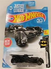Hot Wheels Justice League Batmobile 2018