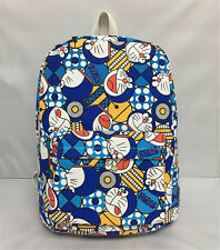 """Doraemon big 15"""" anime backpack shoulder bag big spare bags travel bag bags"""