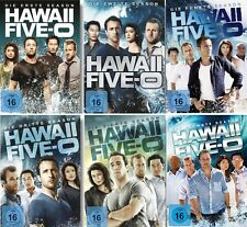 37 DVDs * HAWAII FIVE-0 - SEASON / STAFFEL 1 - 6 IM SET ~ RM  # NEU OVP +