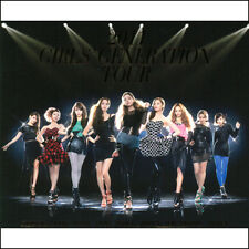 SNSD Girls' Generation -2011 Girls' Generation Tour 2CD+60Photobook New CD