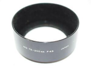 Minolta Screw-In Lens Hood for 75-200mm f4.5 MD Lens