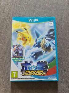 Pokken Tournament (Nintendo Wii U, 2016)