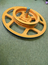 BAND SAWMILL WHEELS TO USE WITH TIRE