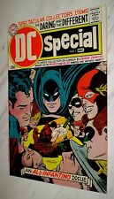 Dc Special #1 Nm+ 9.6 White pages Unrestored 1968 Dc Silver age 80 page giant