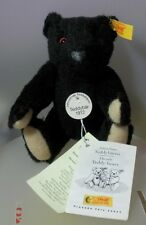 """STEIFF COLLECTION!   """"MILLENIUM TEDDY BEAR -YELLOW EAR TAG"""" 029134 NOT BOXED"""