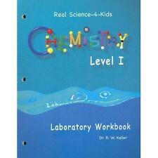 Real Science-4-Kids Chemistry I Laboratory Worksheets