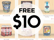 Free $10 Cash from Ibotta - Endless rebates and discounts - No Need to Buy !