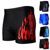 Men's Soft Underwear Boxer Briefs Shorts Bulge Pouch Trunks Underpants Knickers