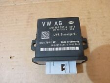 AUDI A6 C7 A7 4G HEADLIGHT CONTROL UNIT MODULE 4H0907357A