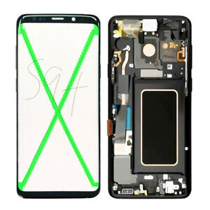 For Samsung Galaxy S9 G960 LCD Screen Replacement Touch Digitizer B with Dot