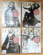 VOGUE PARIS KATE MOSS (x4) Dec 2005–Jan 2006 Carine Roitfeld Craig McDean—SEALED