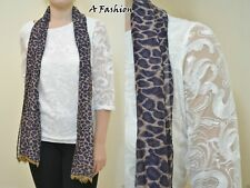 NEXT NEW UK 18 LADIES FLORAL LACE SCARF BLOUSE TOP