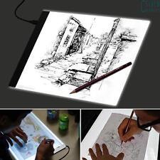 Art A4 LED Tracing Board Light Box Stencil Drawing Thin Pad Table Tattoo Artist