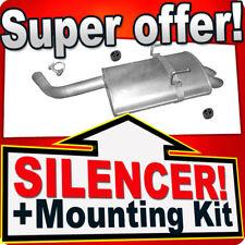 Rear Silencer ROVER 75 2.0 2.5 V6 SALOON 1999-2005 Exhaust Box LMF