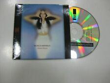 MONICA NARANJO CD SINGLE AUSTRIA AHORA AHORA 2000 PROMO