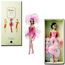 Barbie Fashion Model Collection The Showgirl Gold Label Silkstone Doll L9597