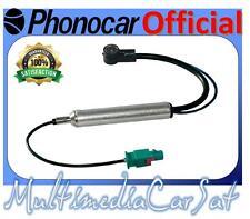Phonocar 8540 Telealimentatore Adattatore Segnale Antenna Radio Ducato 14> 500X