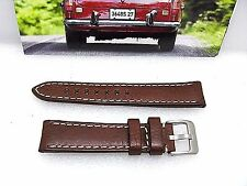 Euro 24mm Buffalo Leather watch band Quality