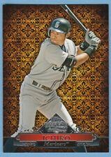 2011 Topps Diamond Anniversary Ichiro Suzuki #HTA-2 Seattle Mariners