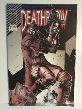 Comic Book Deathblow # 6 June 1994 Image Comics - CHOI LEE SALE - *RARE