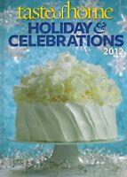 Taste of Home Holiday & Celebrations 2012